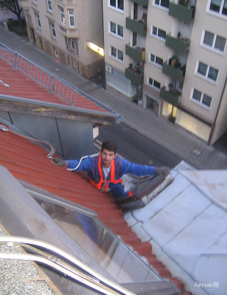 Dachfensterarbeiten im Großraum Stuttgart
