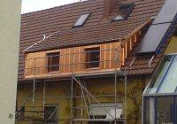 langlebige Dachgaube aus Blech