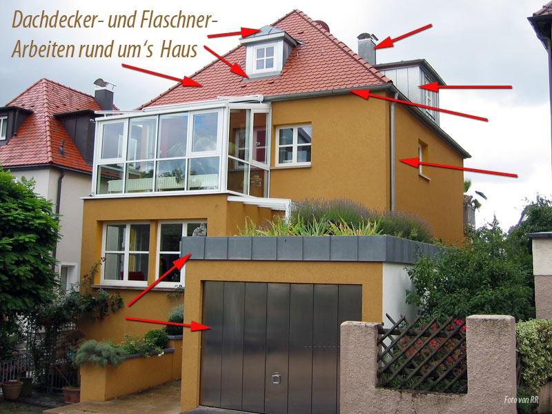 Flaschnerarbeiten Stuttgart