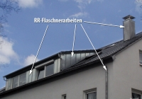 Flaschnerarbeiten in Stuttgart